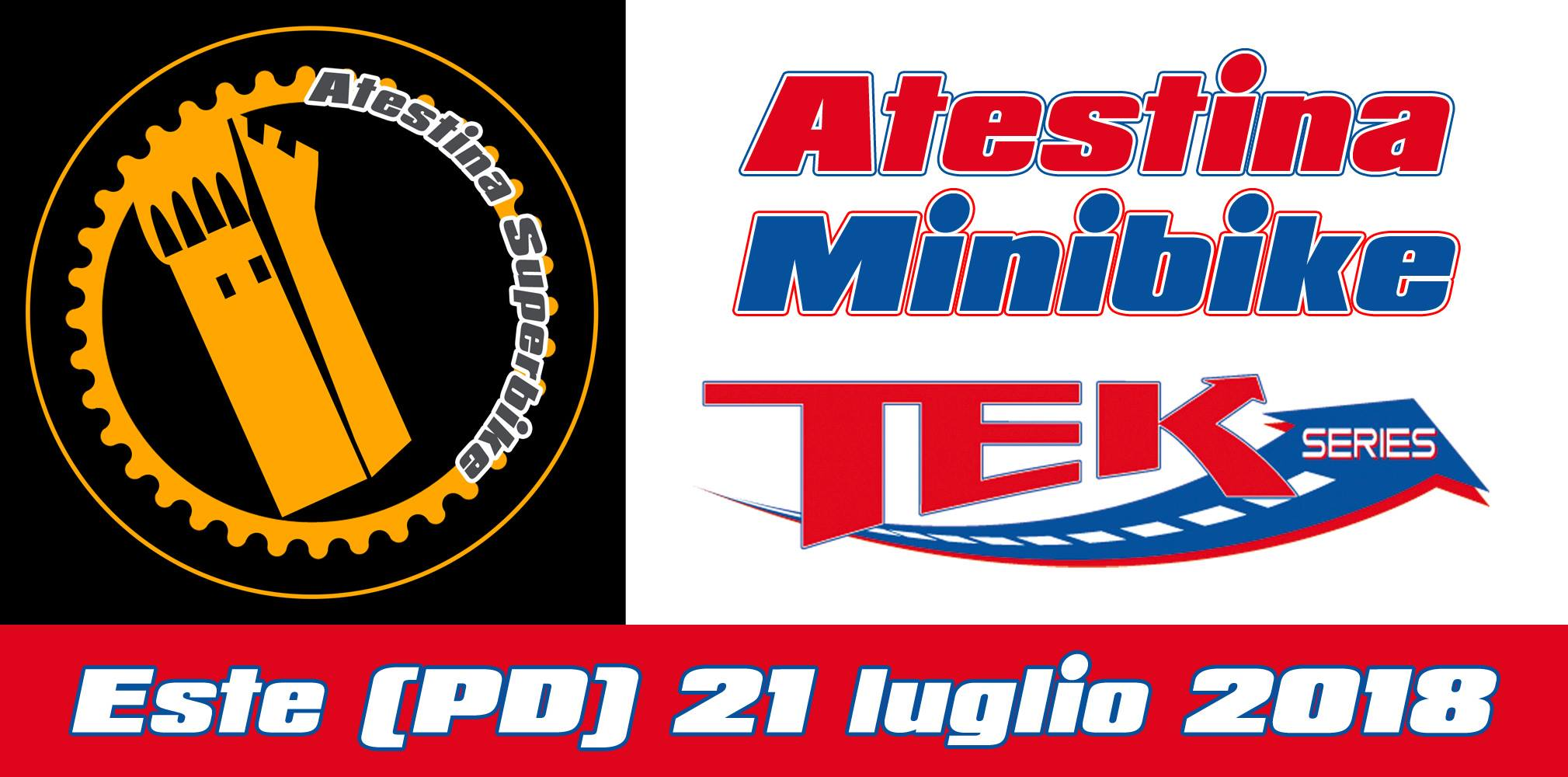 11/1/18 Tek Series e Aquadro2 al fianco di Atheste Bike